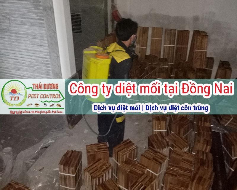 Công ty diệt côn trùng tại Đồng Nai