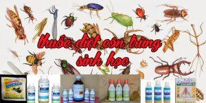 thuốc diệt côn trùng sinh học